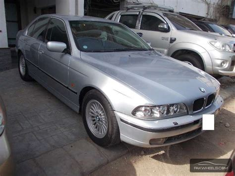 how it works cars 1998 bmw 5 series transmission control bmw 5 series 1998 for sale in karachi pakwheels