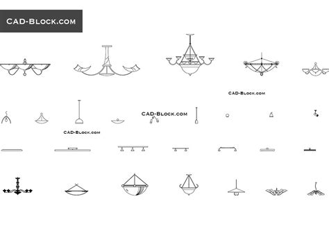 autocad ceiling fan block ceiling lights cad blocks free dwg file
