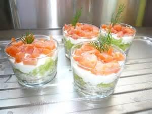 cooking f 233 e lili verrine avocat saumon fum 233 et chantilly