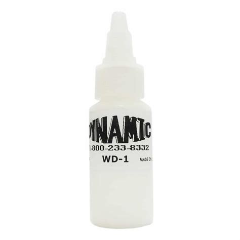 tattoo ink dynamic dynamic color tattoo ink white