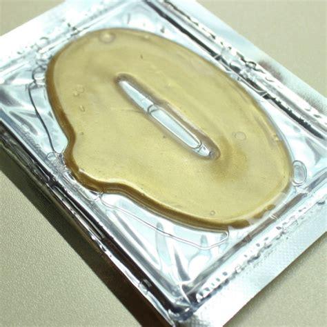 Japan Gold Collagen Lip Mask gold membrane collagen moisture essence lip care mask alex nld