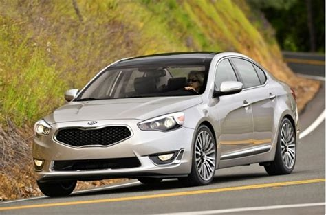 2014 Kia Cadenza Consumer Reviews 2014 Kia Cadenza Review Ratings Specs Prices And