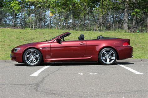 bmw m6 convertible 2007 bmw m6 convertible for sale