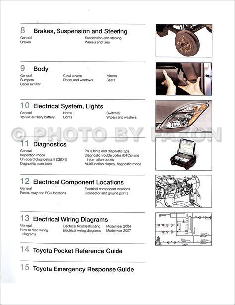 best car repair manuals 2008 toyota prius on board diagnostic system 2004 2008 toyota prius bentley repair shop manual
