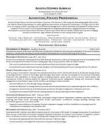 Resume Reason For Leaving Amazing Bermuda Accounting Resume Photos Resume Sles Writing Guides For All Orkuit