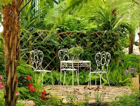 small tropical garden ideas 17 best ideas about small tropical gardens on