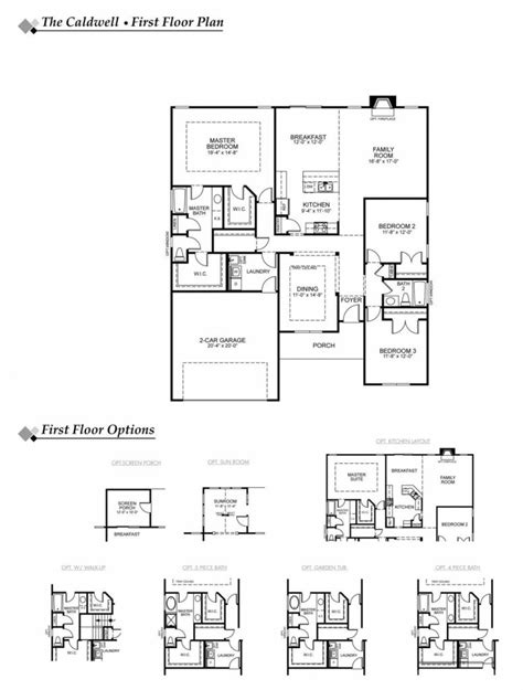 great eastwood homes floor plans new home plans design