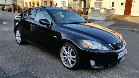 lexus is 250 2016 2007 lexus is 250 tax 06 2016 for sale in dublin 7 dublin