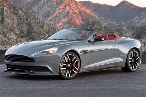 aston martin vanquish 2016 used 2016 aston martin vanquish convertible pricing for
