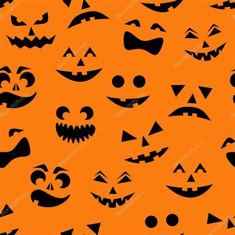 imagenes de halloween dulce o truco patr 243 n sin fisuras con calabazas de halloween negro hab 237 a