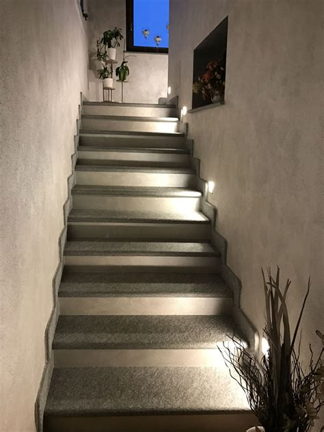 illuminazione scale morena impianti e quadri elettrici illuminazione interni