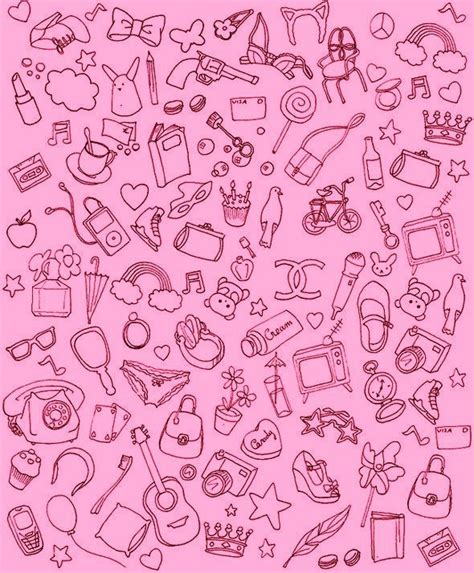 wallpaper girl things pink color images girly things wallpaper and background