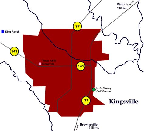 king ranch map texas kingsville texas outside guide