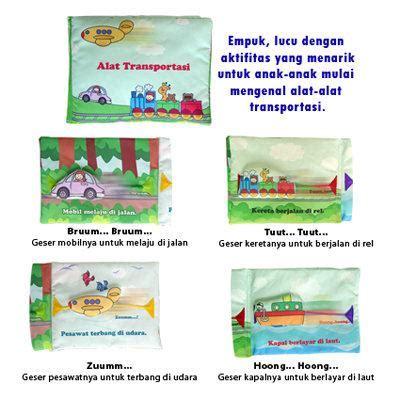 Jual Cloth Book Panda Buku Kain Balita mainan edukatif jual clodi cloth murah grosir cloth murah popok kain popok