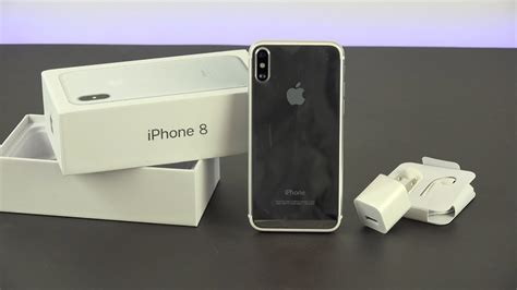apple iphone 8 unboxing impressions iphone 8 plus iphone x unboxing