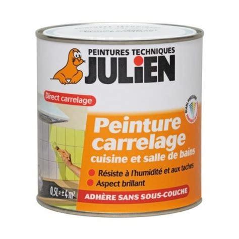 Peinture à Carrelage by Peinture Carrelage Brillante 0 5 L Julien Peinture Discount