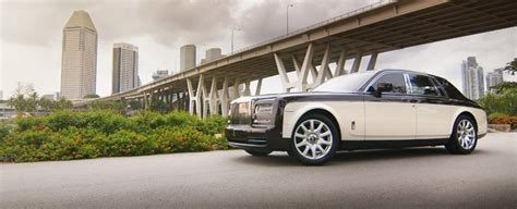 roll royce singapore one of 15 limited edition rolls royce phantom is in singapore