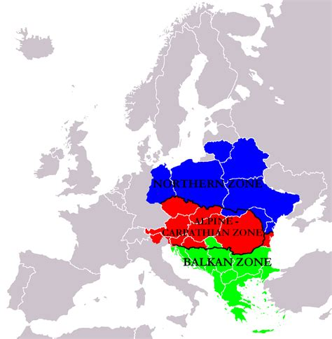 la centrale europea opinions on central and eastern europe