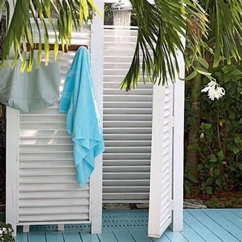 entrada outdoor gear 15 ideas para que construyas tu ducha exterior y disfrutar