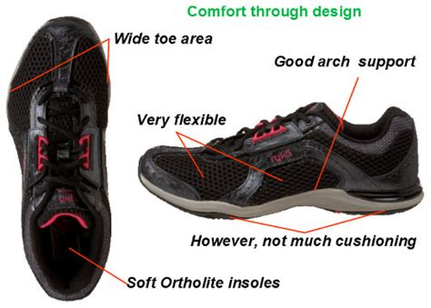 best shoes for comfort and support 6 of the best ryka zumba shoes