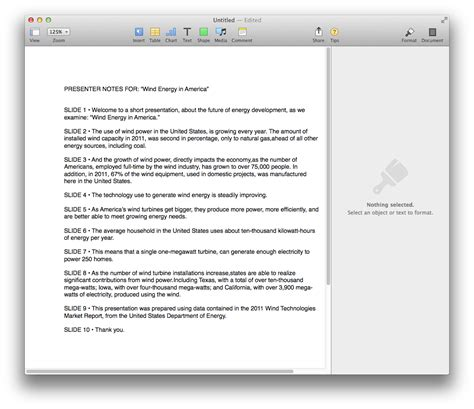 Keynote Notes applescript and keynote slide presenter notes