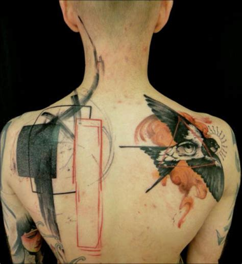tattoo dot matrix printer coilhouse 187 nadya