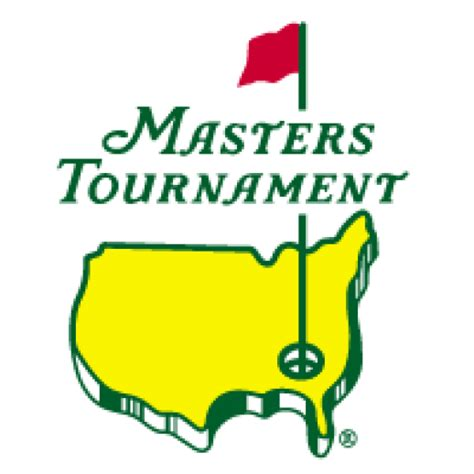 master s masters golf tournament logo vector eps free graphics