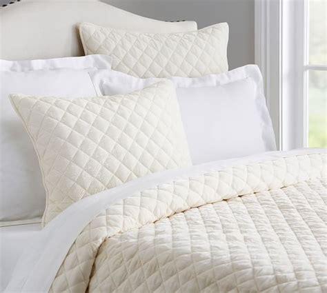 velvet coverlets quilts nia velvet quilt sham pottery barn