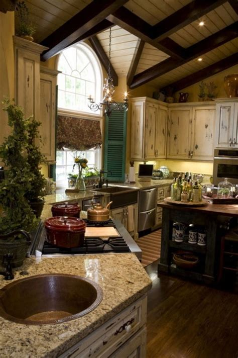 cozy kitchens beautiful cozy kitchen dream home kitchens pinterest