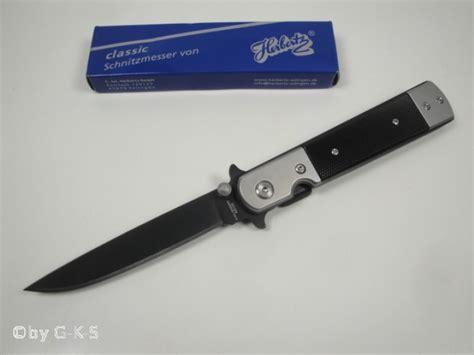one knife herbertz folding one knife with kalgard coated blade