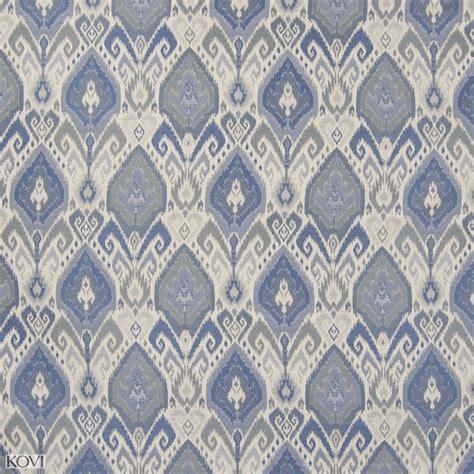indigo blue upholstery fabric indigo blue ikat jacquard upholstery fabric