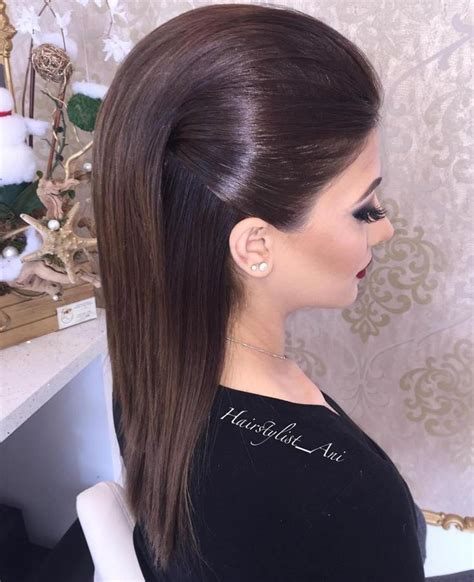 hairstyles for straight hair tutorial best 25 formal hairstyles ideas on pinterest dance
