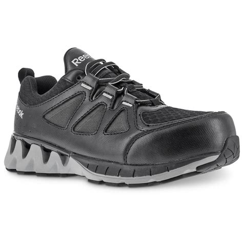 mens composite toe work boots reebok zigkick s composite toe work shoes 671157