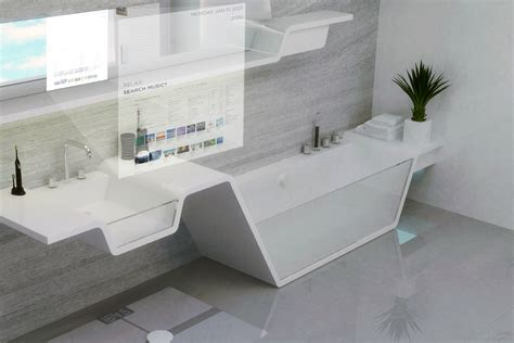 smart mirror bathroom google s smart bathroom patent puts sensors in your toilet