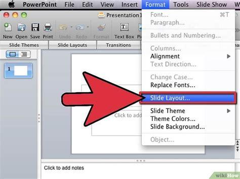 layout powerpoint veranderen een powerpoint presentatie maken wikihow