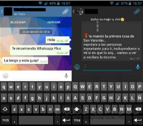 tutorial personalizar whatsapp plus whatsapp plus te permite personalizar tu whatsapp para android