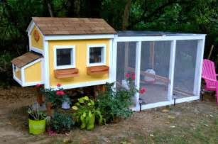 Backyard Chicken Coup Chicken Coops You Will Go Totally Clucky The Whoot
