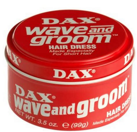 Pomade Dax Wave And Groom dax wave groom pomade 99g