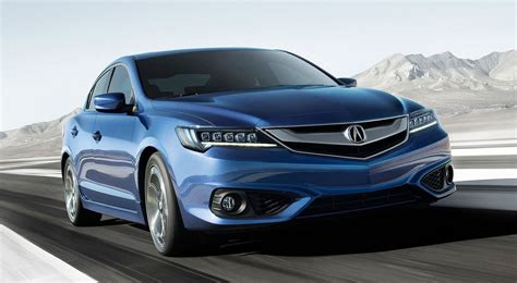 2016 acura ilx 2 4l 8 speed dct across the board