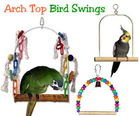 how to make a bird swing perch factory arch top bird swing picture gallery