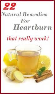 home remedies for heartburn picmia