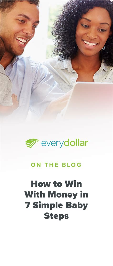 How To Win Money Easy - how to win with money in 7 simple baby steps