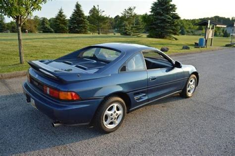 1991 Toyota Mr2 Turbo 1991 Toyota Mr2 Turbo With Only 12k Dpccars