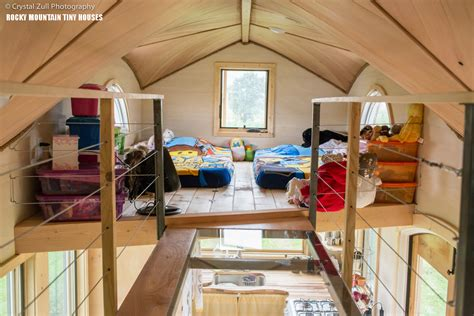 4 bedroom loft cool tiny house on wheels with bedrooms for four digsdigs