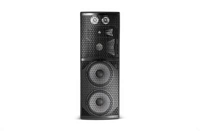 """jbl high power 4 way loudspeaker with 2 x 15"""" lf driver md49"""