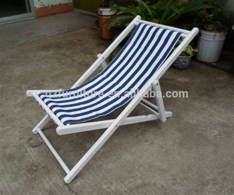 Garden Chair Material by Outdoor Deck Chairs Wooden Folding Deck Garden Chair With Fabric Buy Outdoor Deck Chairs