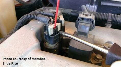 camshaft position actuator solenoid valve replacement  pics p p chevy hhr