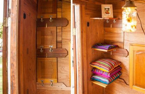 arredamento con materiali riciclati a sydney una tiny house costruita al 95 con materiali