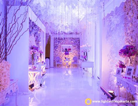 Ivory Wedding Organizer Jakarta by Vendor Lighting Rental Indonesia Lightworks