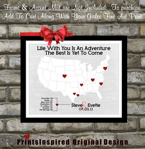 uncommon themes in stories custom wedding travel theme map love story quote unique